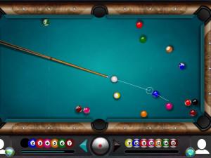 Онлайн игра Бильярд: 8 шаров (8Ball Online) (изображение №5)