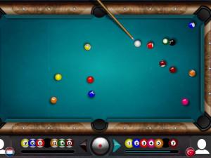 Онлайн игра Бильярд: 8 шаров (8Ball Online) (изображение №7)
