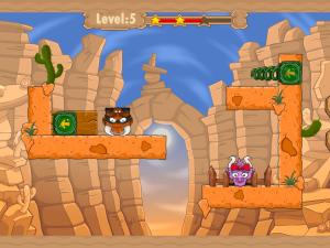 Онлайн игра Бравый Бык (Brave Bull) (изображение №4)