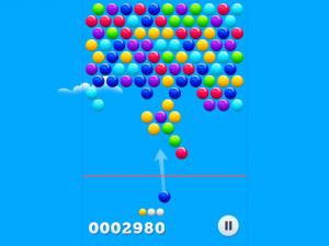 Онлайн игра Пузыри (Smarty Bubbles) (изображение №3)