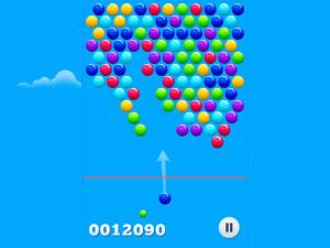 Онлайн игра Пузыри (Smarty Bubbles) (изображение №4)