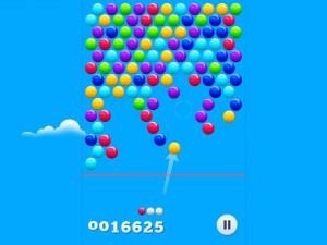 Онлайн игра Пузыри (Smarty Bubbles) (изображение №2)