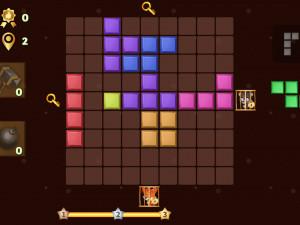 Онлайн игра Головоломка из блоков: Зоопарк (Blocks Puzzle Zoo) (изображение №4)