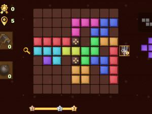 Онлайн игра Головоломка из блоков: Зоопарк (Blocks Puzzle Zoo) (изображение №6)