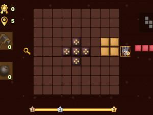 Онлайн игра Головоломка из блоков: Зоопарк (Blocks Puzzle Zoo) (изображение №7)