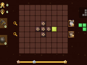 Онлайн игра Головоломка из блоков: Зоопарк (Blocks Puzzle Zoo) (изображение №8)