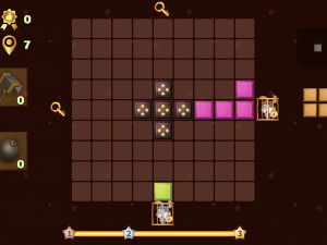 Онлайн игра Головоломка из блоков: Зоопарк (Blocks Puzzle Zoo) (изображение №2)
