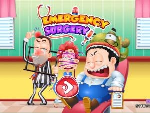 Онлайн игра Срочная операция (Emergency Surgery) (изображение №12)