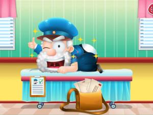 Онлайн игра Срочная операция (Emergency Surgery) (изображение №10)