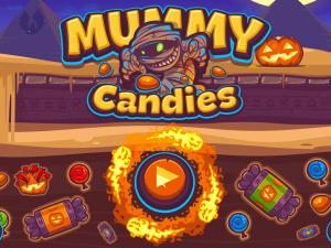 Конфеты Мумии