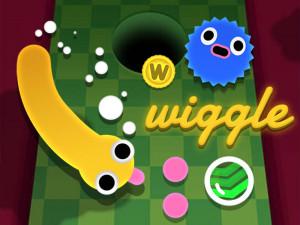 Онлайн игра Побег от наводнения (Wiggle) (изображение №1)