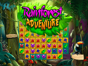 Приключение в Тропическом Лесу
