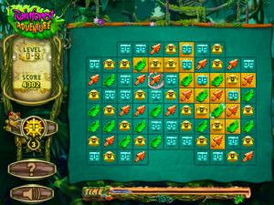 Онлайн игра Приключение в Тропическом Лесу (Rainforest Adventure) (изображение №5)
