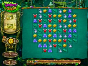 Онлайн игра Приключение в Тропическом Лесу (Rainforest Adventure) (изображение №2)