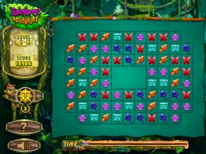 Онлайн игра Приключение в Тропическом Лесу (Rainforest Adventure) (изображение №3)