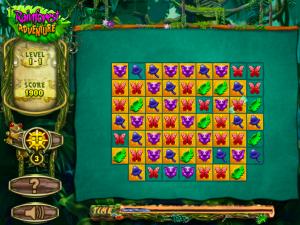 Онлайн игра Приключение в Тропическом Лесу (Rainforest Adventure) (изображение №4)