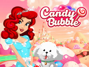 Конфетные Пузыри