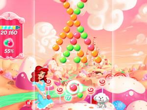 Онлайн игра Конфетные Пузыри (Candy Bubble) (изображение №10)