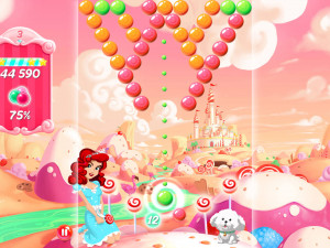 Онлайн игра Конфетные Пузыри (Candy Bubble) (изображение №9)