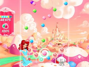 Онлайн игра Конфетные Пузыри (Candy Bubble) (изображение №7)
