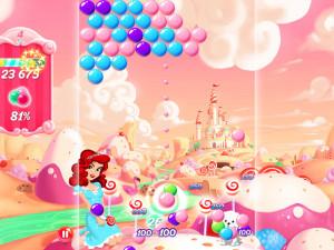 Онлайн игра Конфетные Пузыри (Candy Bubble) (изображение №6)