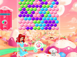 Онлайн игра Конфетные Пузыри (Candy Bubble) (изображение №5)