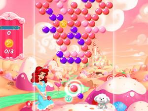 Онлайн игра Конфетные Пузыри (Candy Bubble) (изображение №4)