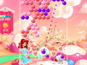 Онлайн игра Конфетные Пузыри (Candy Bubble) (изображение №3)