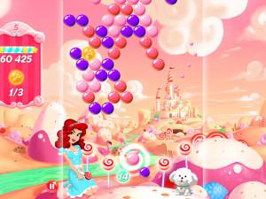 Онлайн игра Конфетные Пузыри (Candy Bubble) (изображение №2)