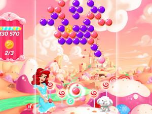 Онлайн игра Конфетные Пузыри (Candy Bubble) (изображение №11)