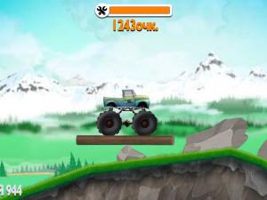 Онлайн игра Испытания Грузовиков (Truck Trials) (изображение №6)