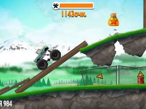 Онлайн игра Испытания Грузовиков (Truck Trials) (изображение №7)