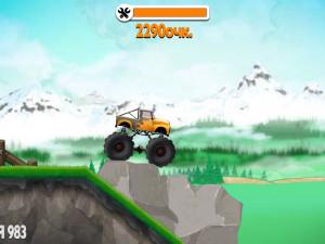 Онлайн игра Испытания Грузовиков (Truck Trials) (изображение №11)