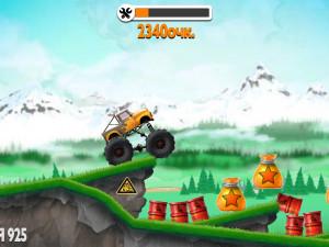 Онлайн игра Испытания Грузовиков (Truck Trials) (изображение №12)