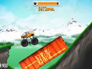 Онлайн игра Испытания Грузовиков (Truck Trials) (изображение №2)