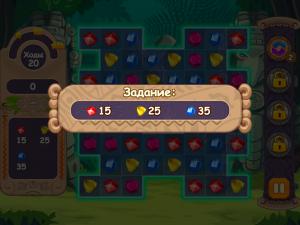 Онлайн игра Джевелс Блиц 3 (Jewels Blitz 3) (изображение №4)
