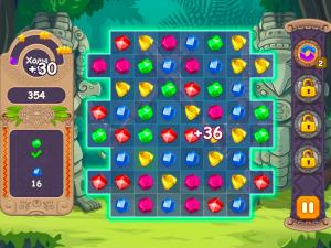 Онлайн игра Джевелс Блиц 3 (Jewels Blitz 3) (изображение №7)