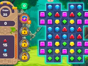 Онлайн игра Джевелс Блиц 4 (Jewels Blitz 4) (изображение №7)