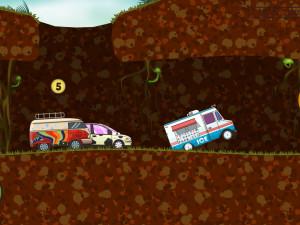 Онлайн игра Приключение Водителей (Adventure Drivers) (изображение №2)