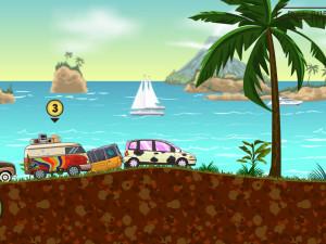 Онлайн игра Приключение Водителей (Adventure Drivers) (изображение №10)