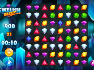 Онлайн игра Блиц Драгоценных Камней  (Jewelish Blitz) (изображение №2)