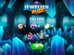 Онлайн игра Блиц Драгоценных Камней  (Jewelish Blitz) (изображение №3)