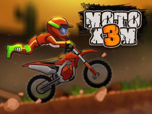 Онлайн игра Мото Х3М 1 (Moto X3M 1) (изображение №1)