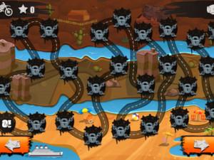 Онлайн игра Мото Х3М 1 (Moto X3M 1) (изображение №12)