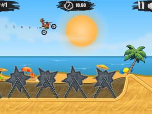 Онлайн игра Мото Х3М 1 (Moto X3M 1) (изображение №4)