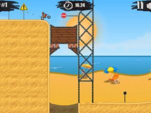 Онлайн игра Мото Х3М 1 (Moto X3M 1) (изображение №6)