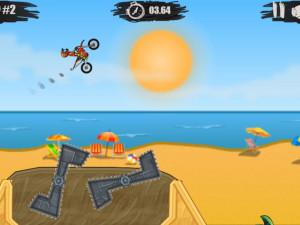 Онлайн игра Мото Х3М 1 (Moto X3M 1) (изображение №7)