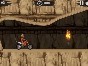 Онлайн игра Мото Х3М 1 (Moto X3M 1) (изображение №9)
