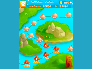 Онлайн игра Объятия Осьминога (Octopus Hugs) (изображение №3)