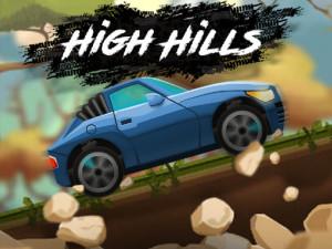 Онлайн игра Гонка на высокой горе (High Hills) (изображение №1)